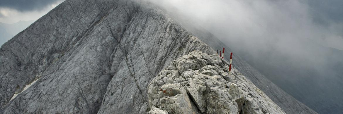 Koncheto path in Pirin